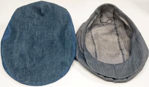 ハンチング帽(2つ)