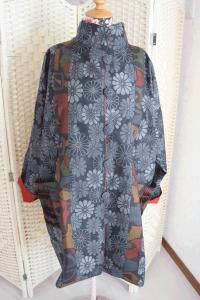 着物からコート(前)
