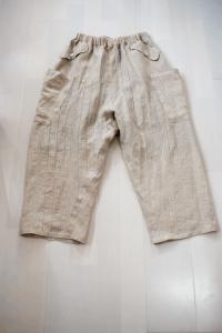 スカートからパンツ(after)