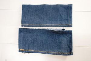 パンツから財布(ビフォー)